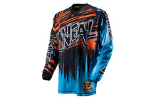 O'Neal Mayhem Crypt Jersey Men blue/orange